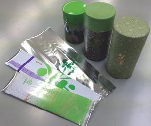 製茶販売イメージ